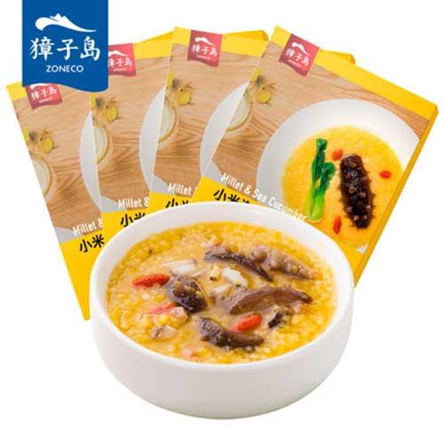 速食海参小米粥